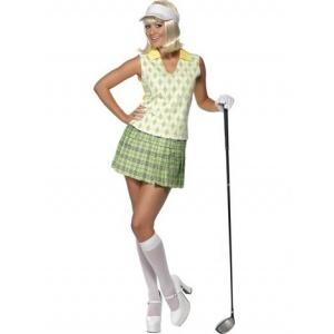 Golf maskeraddräkt tjej