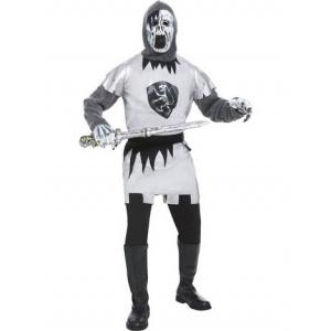 Spöklik riddare maskeraddräkt