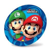 Super Mario brödrar partytallrikar i papper - 8 st