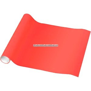 Rött presentpapper - 1,5 m