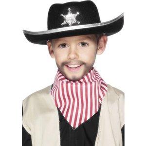 Sheriffhatt barn
