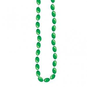 Grönt pärlhalsband - 8 st
