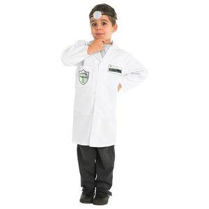 Doktor maskeraddräkt för barn