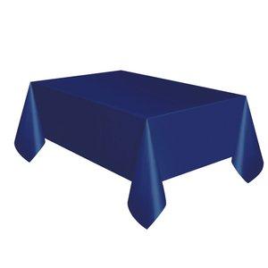 Plastduk - Mörkblå