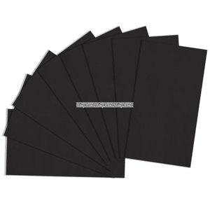 Presentpapper svarta - 20 ark