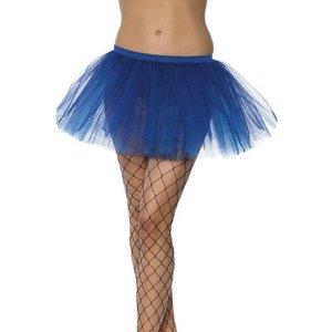 Balettkjol underkjol blå