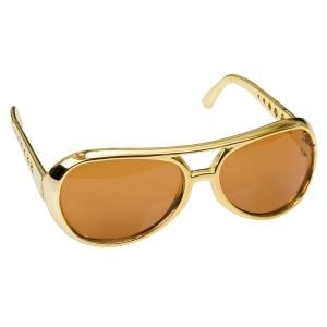 Solglasögon Guld - Elvis