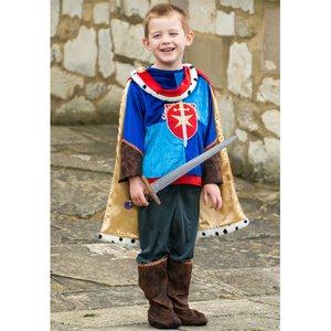 Prins barn maskeraddräkt