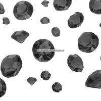 Svarta bordsdiamanter - 100 g - 100 g
