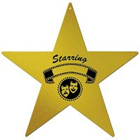 Oscarsgalan stjärna av folie