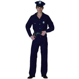 Polis maskeraddräkt
