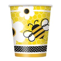 Pappersmuggar - Busy bees 266 ml 8 st