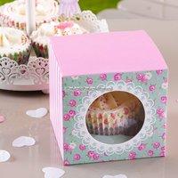Frills & spils cupcake/muffinsbox - 5 st