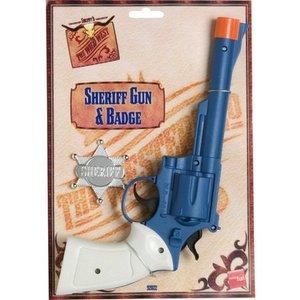 Vilda västern pistol
