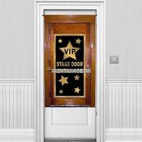 VIP dörr sceningång - dörröverdrag