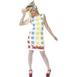 Twisterspel maskeraddräkt kvinna - Medium/Small