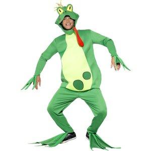 Grodprins Dräkt - Grön