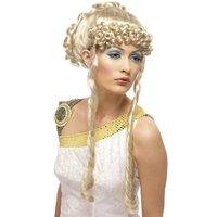 Grekisk gudinna peruk - Blond