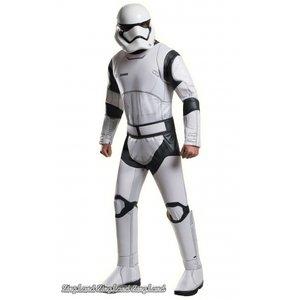 Stormtrooper Delxue maskeraddräkt