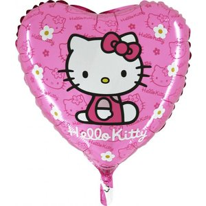 Folieballong - Hello Kitty! Best Friends 45 cm