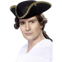 Tales of Old England trekantig hatt