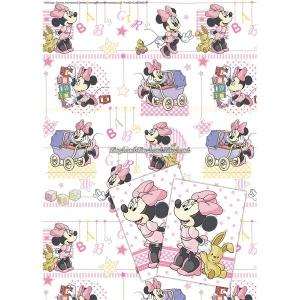 Mimmi Pigg som baby presentpapper & etiketter