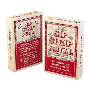 Sip Strip Royal - Kortspel
