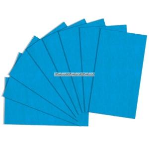 Presentpapper Ljusblå - 8 ark