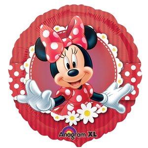 Folieballong - Mad About Minnie 45 cm