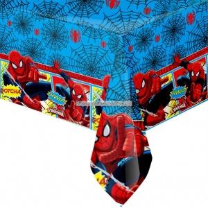 Bordsduk i plast Spindelmannen - 120 x 180 cm