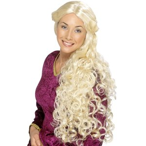 Renässans peruk - Blond