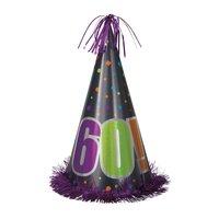 Jumbo partyhatt - 60!