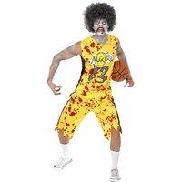 High School Horror Zombie basketspelare