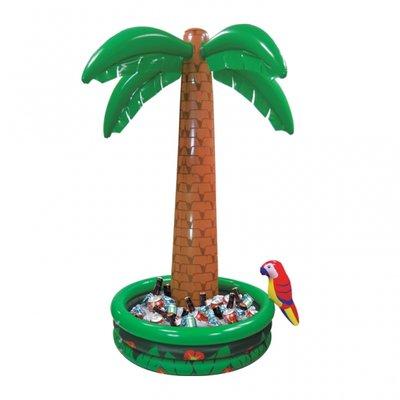 Uppblåsbar palm dryckes kylare - 180cm