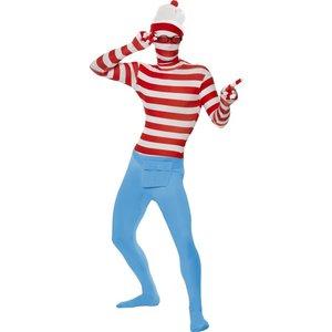 Var är Wally? Second Skin Dräkt