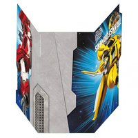 Inbjudningskort Transformers prime - 6 st