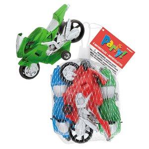 Leksaksmotorcyklar - 4 st