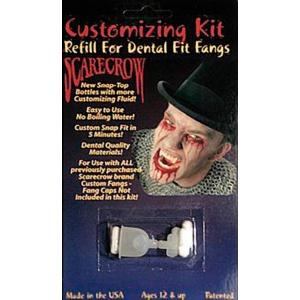 Cutumizing kit till vampyrtänder