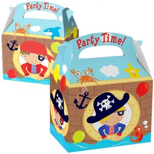 Piratparty box