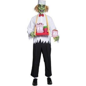 Godisförsäljare maskeraddräkt