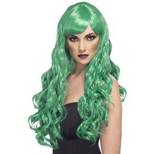 Desire peruk - grön