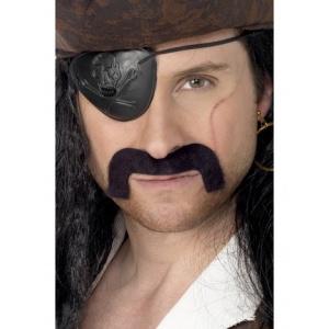 Slokande piratmustasch