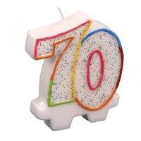 70-års Sifferljus