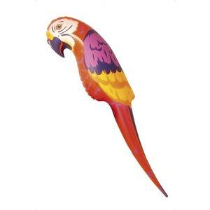 Uppblåsbar papegoja