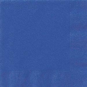 Blå servetter 20 st