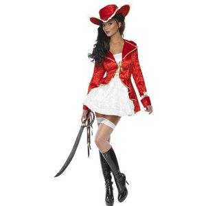 Het pirat maskeraddräkt