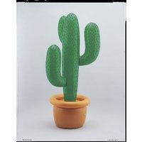 Uppblåsbar kaktus - 26 x 86cm