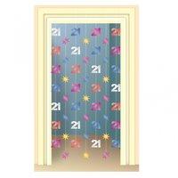 21-års dörrdraperi - 2 m