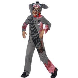 Deluxe Roadkill husdjur barn maskeraddräkt