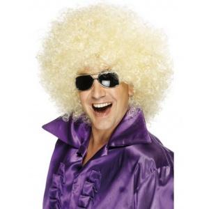 Megastor afroperuk blond